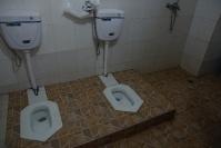 Podwójna toaleta