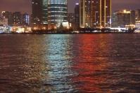 Xiamen nocą