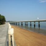 Autostrada nad plażą