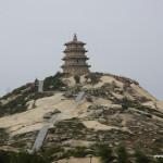 Pagoda w Shishi