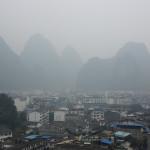 Yangshuo we mgle