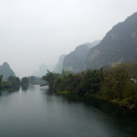 Koniec Yangshuo