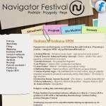 Wystąpię po raz drugi w konkursie OPEN na Festiwalu Navigator