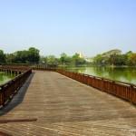 Jezioro Kandawgyi