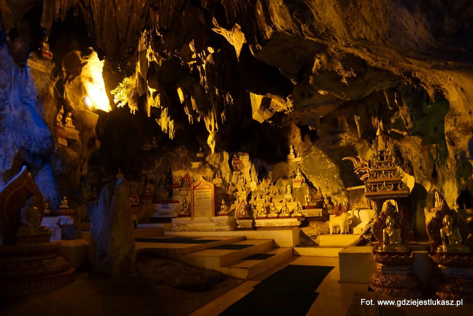 Jaskinia Pindaya
