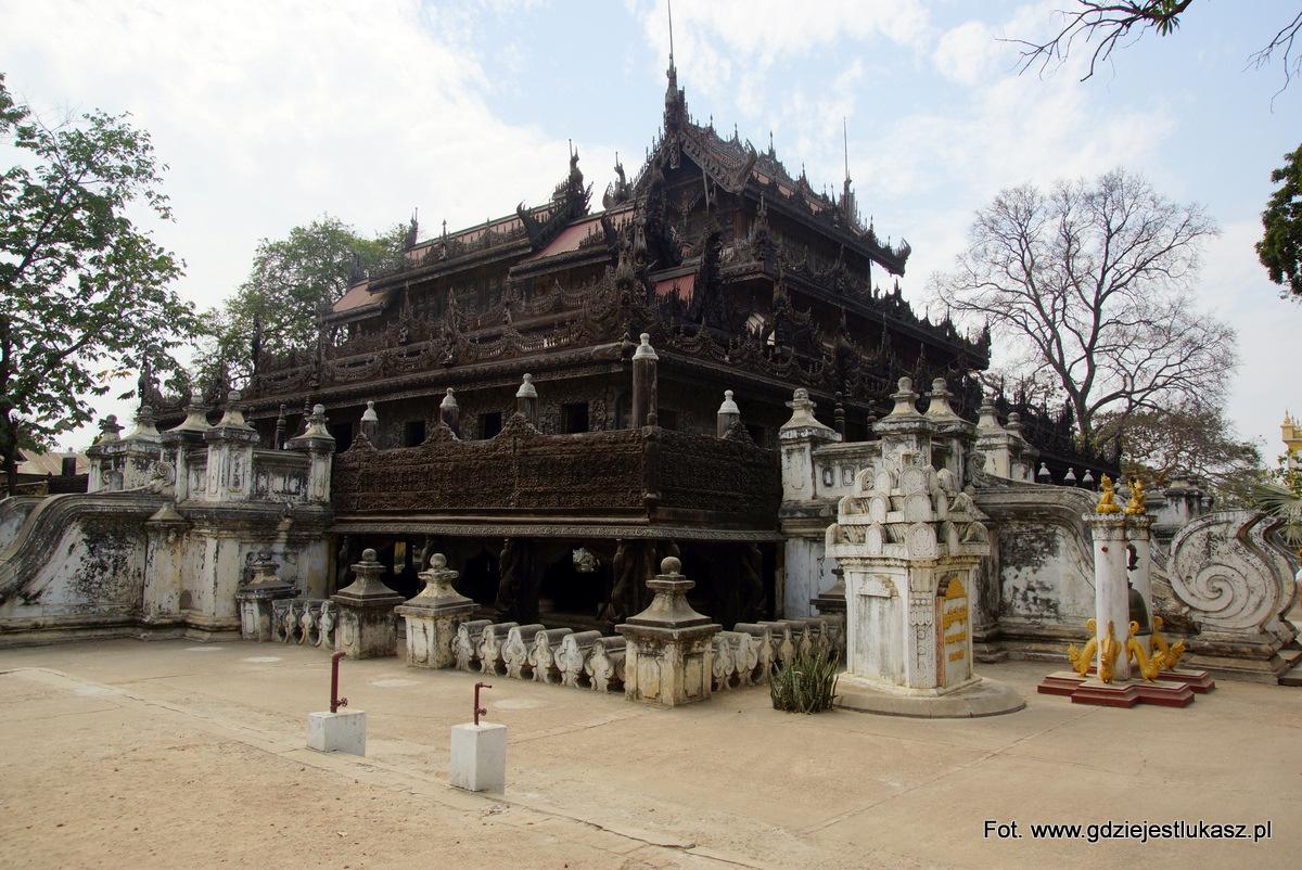 Klasztor Shwenandaw