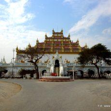 Świątynie Mandalay