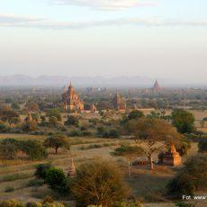 Bagan – część II – zachód słońca