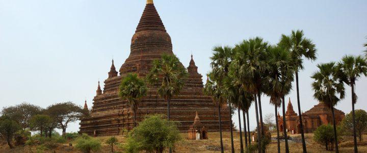 Bagan – dzień drugi