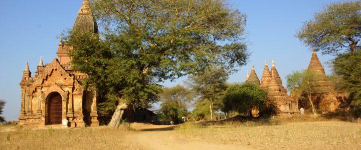 Ostatni dzień w Bagan