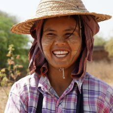 Uśmiech Birmy