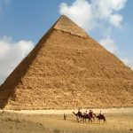 Ostatni dzień w Egipcie – część piramidowo – wielbądowa