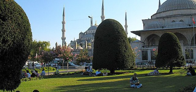 Jeden dzień w Stambule – migawki