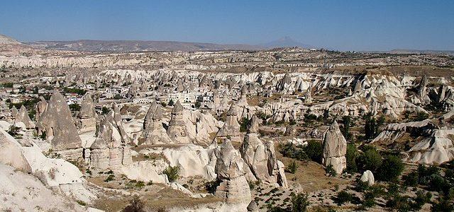 Kapadocja – Dolina Gołębi