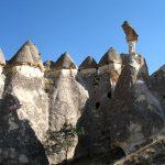 Kapadocja – Paşabağ – baśniowe kominy