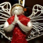 Choinkowe Anioły