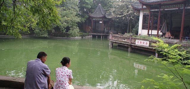 Kolejne zdjęcia z odległych Chin
