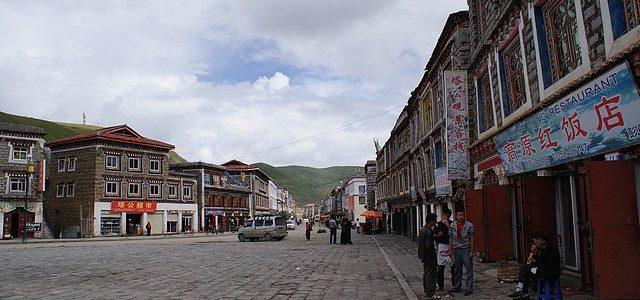 Zachodni Syczuan – Tagong