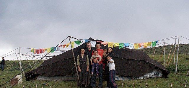 Tagong – dzień z nomadami