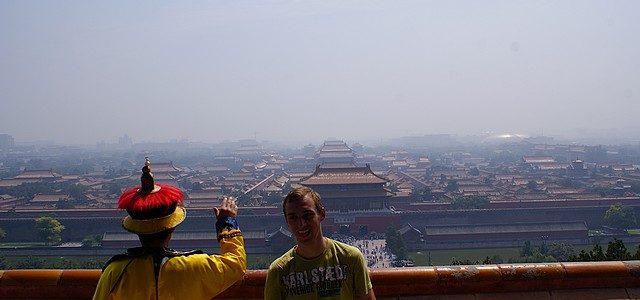 Pekin – chiński park