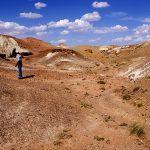 Mongolia – jaskinia