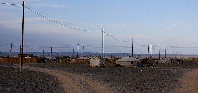 Mongolia – Dalanzadgad