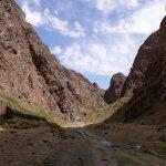 Mongolia – lodowa Dolina