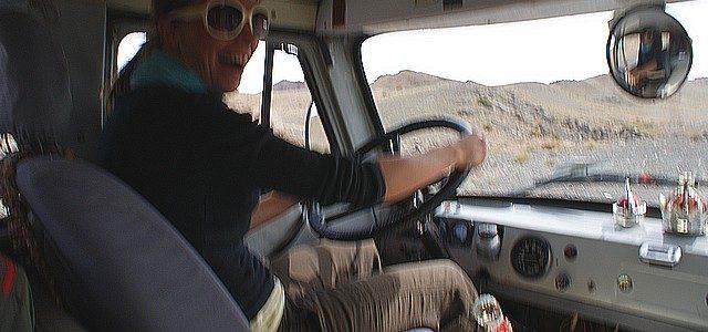 Monoglia – pijany kierowca