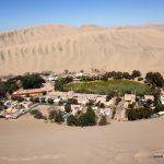 Wydmy i oaza Huacachina