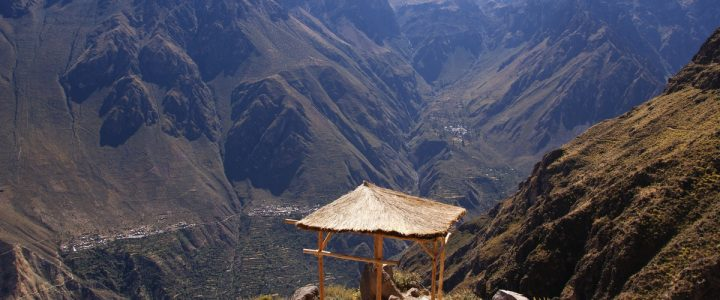 Arequipa i Kanion Colca