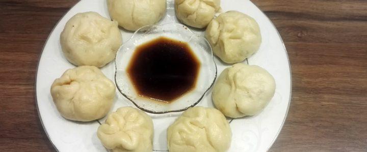 Bułeczki Baozi