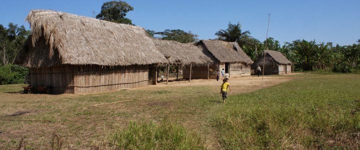 Z wizytą w wiosce indian amazońskich
