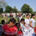 Fiesta w wiosce na rzece Beni