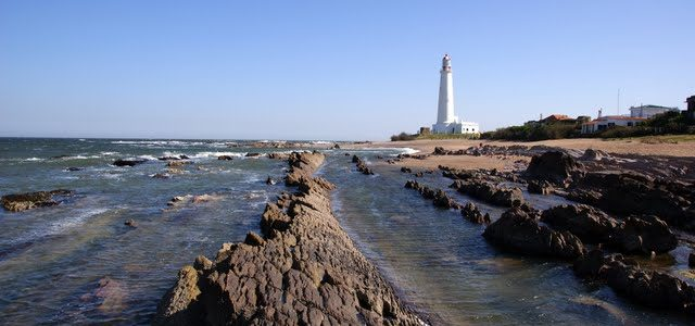 La Paloma  – pusty raj surferów