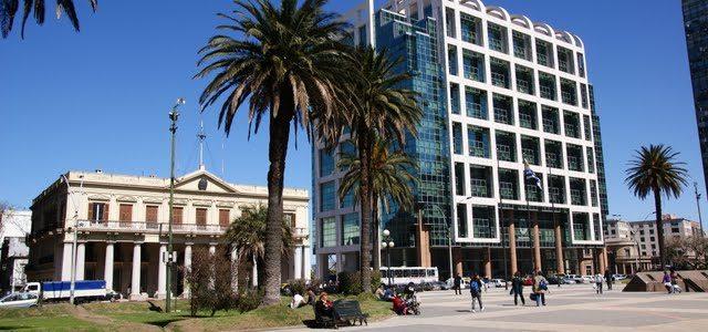 Montevideo – z termosem pod pachą